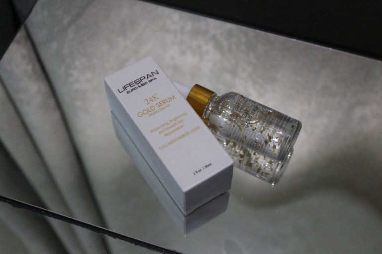 24k Gold Serum